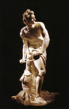 Bernini - David - Galleria Borghese