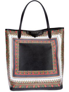 Givenchy Antigona Printed Tote Bag