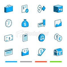 Finance and Economy Icons  http://www.istockphoto.com/search/lightbox/7061733#bb3e14