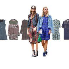 Robe imprimée : 20 robes imprimées qui ne font pas mémé - Elle