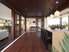 Sahara Alfresco by Henley #Woodleaestate #Henley #land #houseandland #newlandestate #newhome #alfresco #Balinese #influence #entertain #family #friends