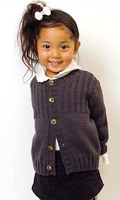 Ravelry: 29-210-2 Kid's Sweater pattern by Pierrot (Gosyo Co., Ltd)