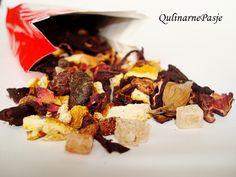 QulinarnePasje: Herbaciane uzależnienie - owocowa - super smak! - http://qulinarnepasje.blogspot.com/2012/09/herbaciane-uzaleznienie.html
