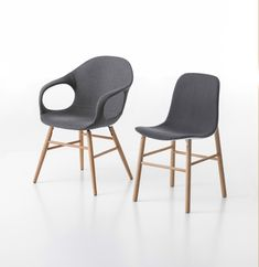 Kristalia Rama & Sharky Chairs