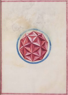 16th century illustration of geometric solid