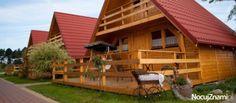 Domki - NocujZnami.pl || Noclegi nad morzem ||  #apartamenty #morze #apartments #polska #poland || http://nocujznami.pl/noclegi/region/morze
