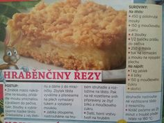 Jablečné řezy Mashed Potatoes, Ethnic Recipes, Food, Whipped Potatoes, Smash Potatoes, Eten, Meals, Shredded Potatoes, Diet