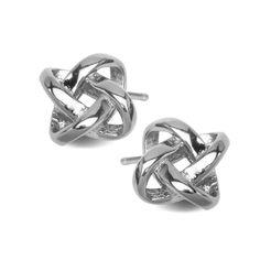Unique - srebrne kolczyki