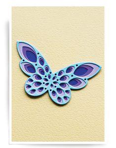 Sparkler Butterfly Layer Set