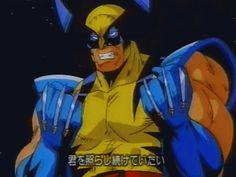 Awesome Animated Wolverine GIF!!