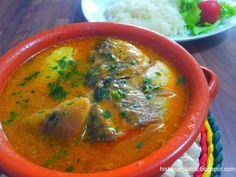 La historia detràs del plato: Sancocho de pescado