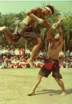 Muay chaiya vintage 4