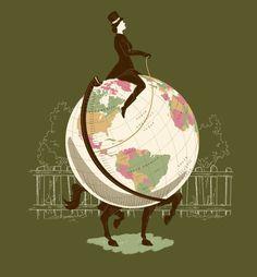 GL☼BE~Globetrotter Map