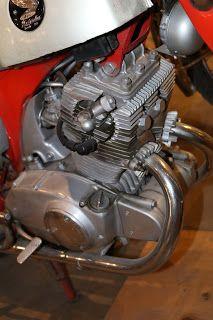 OldMotoDude: 1962 Honda CB92 on display at the Forney Transportation Museum -- Denver, Co.