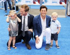 "Neil Patrick Harris Shares Adorable Christmas Video of His Twins Singing ""Jingle Bells"""