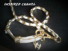 Inspired Chanel,  todo o glamour da grife  agora para os pets.  Exclusividade bbpetdesign/instagram.com