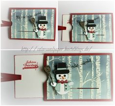 Stampin' Up! - Weihnachten - Christmas - Punch-Art