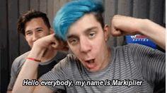 "septicplier: "" Mario Kart w/ Ethan - Part 1 (x) ""can you do my intro? "" """