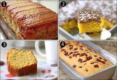 PANELATERAPIA - Blog de Culinária, Gastronomia e Receitas: Seleção de Bolos