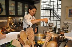 Cooking classes with great chef, Monica Patiño, Mexico City