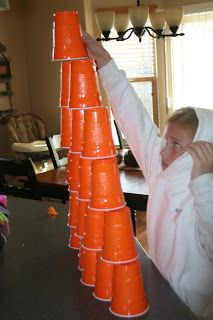Mommy Lessons 101: Class and Family Halloween Party Idea: Minute to Win It Halloween Style!
