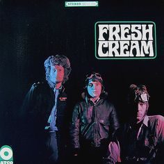 Cream Fresh Cream - vinyl LP