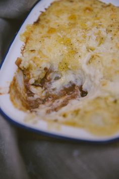 The Londoner » Low Carb Cottage Pies