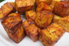 Healthy smoked tofu burnt ends recipe Vegan Bbq Recipes, Healthy Grilling Recipes, Grilled Steak Recipes, Vegan Grilling, Healthy Dishes, Smoker Recipes, Vegan Meals, Sweet Recipes, Smoked Tofu Recipe