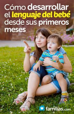 Un bebé puede comenzar a balbucear sus primeras palabras tan pronto como a los seis meses, o mucho después de los doce y el progreso dependerá tan solo del estímulo que pueda tener en casa.