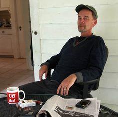 Coffee With … David Carr