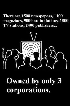 Truth, propaganda and media manipulation, just quietly Who Runs The World, In This World, Illuminati Exposed, George Orwell, Thats The Way, New World Order, Decir No, Fun Facts, Peace And Love