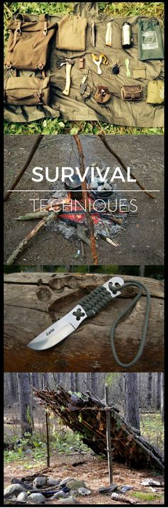 Survival Tips and Techniques http://vid.staged.com/uG7s