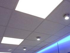 Effet puit de lumière Flat - Light In Shop Éclairagiste et fabricant français de luminaires led professionnel