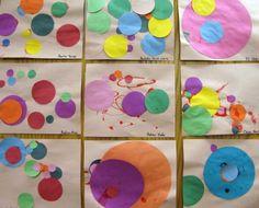 Preschool & patterns