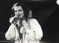 Dave Vanian (The Damned) The Venue St Kilda Melbourne Australia 1986  #DaveVanian #TheDamned #TheVenue #StKilda #Melbourne #Punk #Goth #NewRose #DamnedDamnedDamned #MusicForPleasure #TheBlackAlbum #Fantasmagoria #MachineGunEtiquette #Strawberries #NotOfThisEarth #Photography #MusicPhotography #B&WPhotography #BlackandWhite #RockPhotos #MusicPhotos #70sMusic #80sMusic #90sMusic  #ArtistsSupportingArtists #MelbournePhotographer