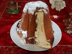 Pandoro+homemade+con+lievito+madre.