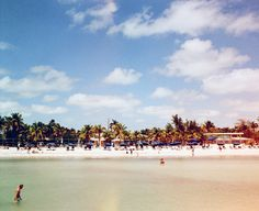 Looking at HIggs Beach from the pier. Shot with Lomo 200 film on my Fuji GF670.