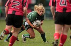 Ladies' Rugby, Varsity 2014