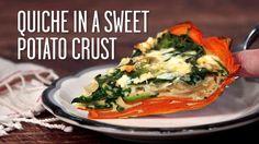 Sweet Potato Crust