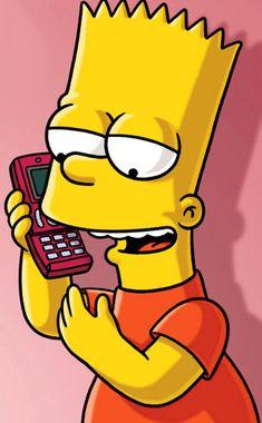 El ....... Bart Simpson... lo amo