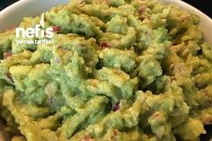 Avocado Meze Tar in 122 Menschen Buch - Avocado, Guacamole, Appetizers, Healthy Recipes, Dining, Cooking, Ethnic Recipes, Food, Black
