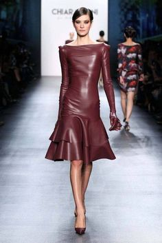 Chiara Boni. They are my favorite dresses.