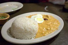 Aji de gallina is like Peruvian comfort food.