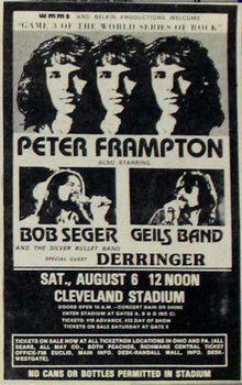 Peter Frampton, Bob