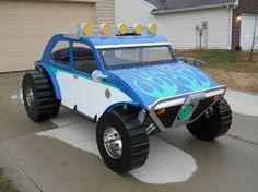 1969 VW Baja Bed Bug Custom Fantasy Themed by KidsCreationsBeds, $2195.00