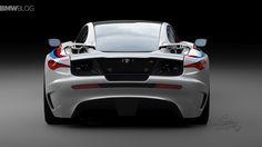 La Nueva Visión del BMW M1 Design Concept Según Giom Mouton   MAKINAS