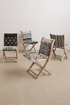 Terai Folding Chair