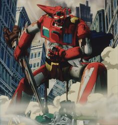 Getter Robo 1 (Renewal)