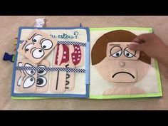 Livro Sensorial do Bernardo - YouTube