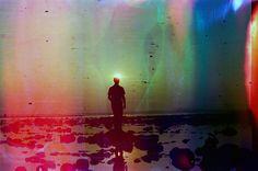 "MAREN CELEST, 100110: ""no photoshop"" - only rainbow magic."